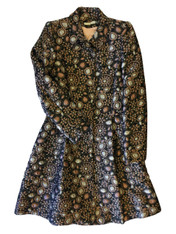 Alice + Olivia Brocade Coat