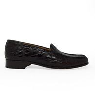 Gravati Crocodile Loafers
