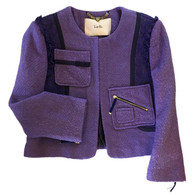Luella Purple Jacket
