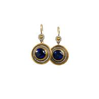 Gurhan Tanzanite and Diamond Earrings