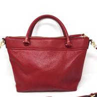 Kate Spade Apple-Red Handbag