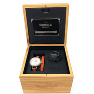 Shinola Wrap Watch