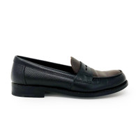 Prada Two-Tone Loafers
