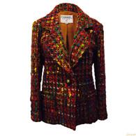 Chanel Rainbow Jacket