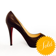 "Christian Louboutin ""New Very Privé"" Heels"