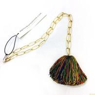 Isabel Marant Tassel Necklace
