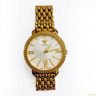 Versace Gold Watch