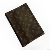 Louis Vuitton Vintage Agenda Cover