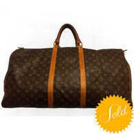 Louis Vuitton Vintage Keepall 60