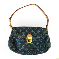 "Louis Vuitton ""Mini Pleaty"" Purse"