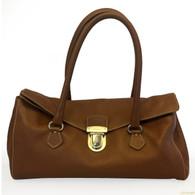 Prada Pushlock Handbag