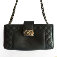 Chanel Boy Reverso Mini Pochette