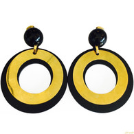 Marni Large Circle Earrings