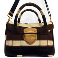 Prada Canapa Stripe Bag