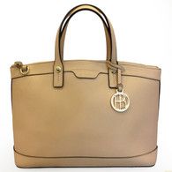 Henri Bendel Leather Tote