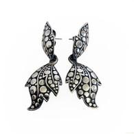 John Hardy Silver Earrings