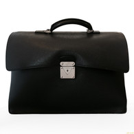 Louis Vuitton Black Neo Robusto 3 Briefcase