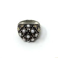 John Hardy Pearl Ring