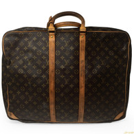 "Louis Vuitton Vintage ""Sirius 55"" Suitcase"