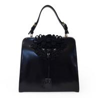 Prada Appliqué Handbag