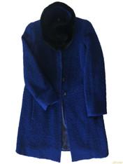 Armani Fur-Collared Coat