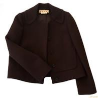 Marni Maroon Jacket