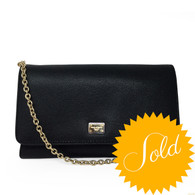 Dolce & Gabbana Black Crossbody