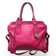 Alexander McQueen Pink Handbag