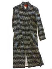 Missoni Woven Coat