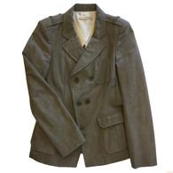 Balenciaga Khaki Jacket