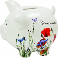 Grandmother Quite Simply Piggy Bank