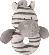 Suki Baby Zooma Zebra Rattle