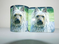 Australian Silky Terrier Dog Mug and Coaster Set