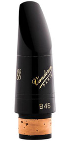 Vandoren B45 with Profile 88 Bb Clarinet Mouthpiece CM3088