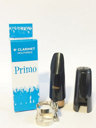 Selmer Primo Clarinet Mouthpiece with Cap and Ligature P2KIT