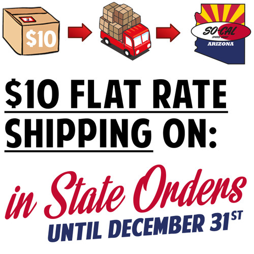Shipping Special Extended!