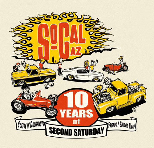 SO-CAL Speed Shop AZ's Second Saturday, Join us Saturday, November 11th at 6:00am!