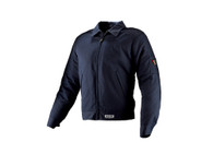 Men's Corazzo Shop Jacket in Navy *XS Only*