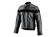 Women's Corazzo Speedway Mesh Jacket Grey/Black in Size Large-3XL
