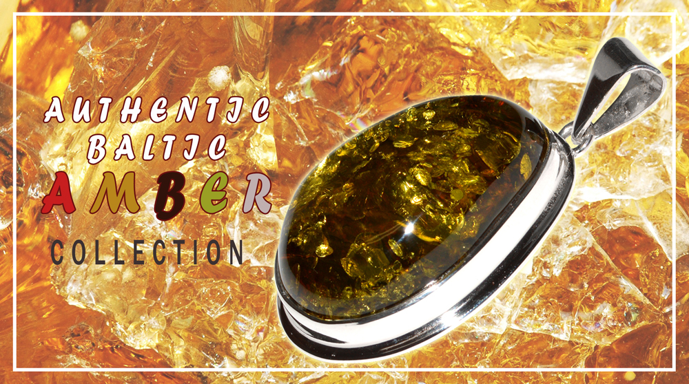 Authentic Baltic Amber