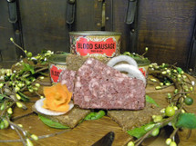 #201 Thueringer Blood Sausage 6 1/2 oz can Free Shipping