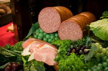 #182 Summer Sausage 1 lb FREE SHIPPING