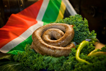 #196 South African Sausage 1 lb