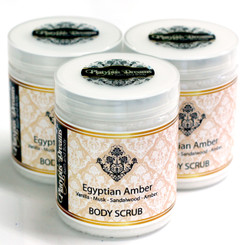 Egyptian Amber Sugar Scrub