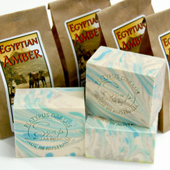 Egyptian Amber Palm Free Soap