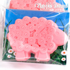 Pink Sheep Soap