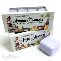 Lavender & Lemon - Aroma Steamer - Bath & Shower