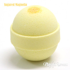 Sugared Magnolia Bath Bomb Egg Size