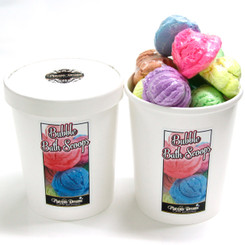 Bubble Bath Scoops Bucket 600g