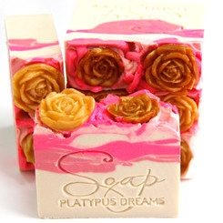 Turkish Rose Gourmet Soap